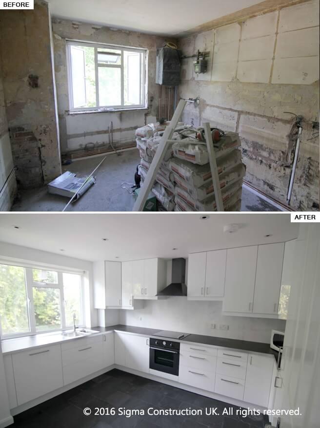 Property Refurbishment In London
