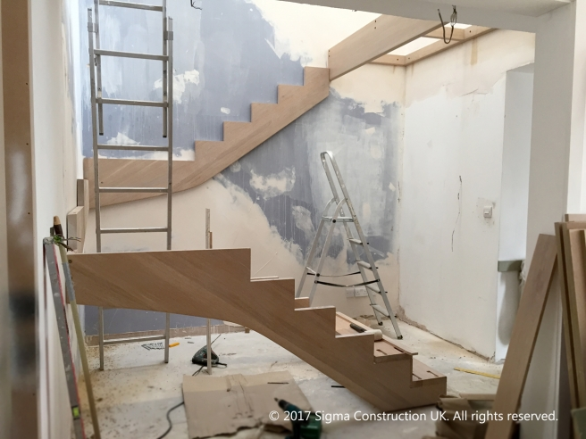 Sigma London House Refurbishment
