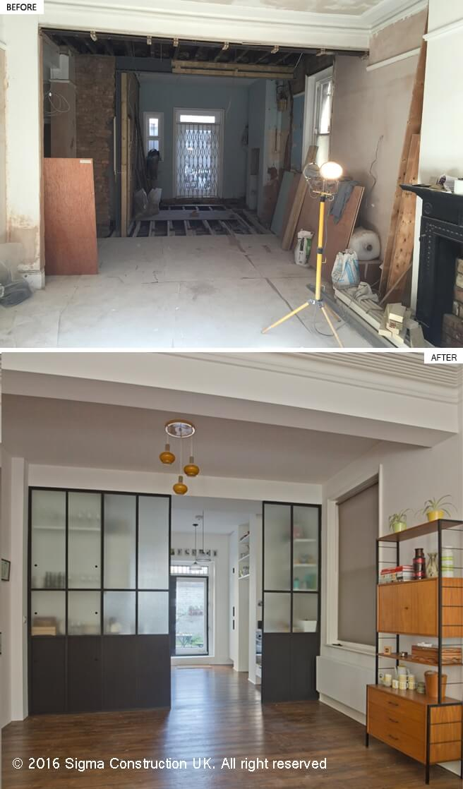 Property Renovation London Sigma Construction Uk,How Much To Give For A Wedding Gift Cash