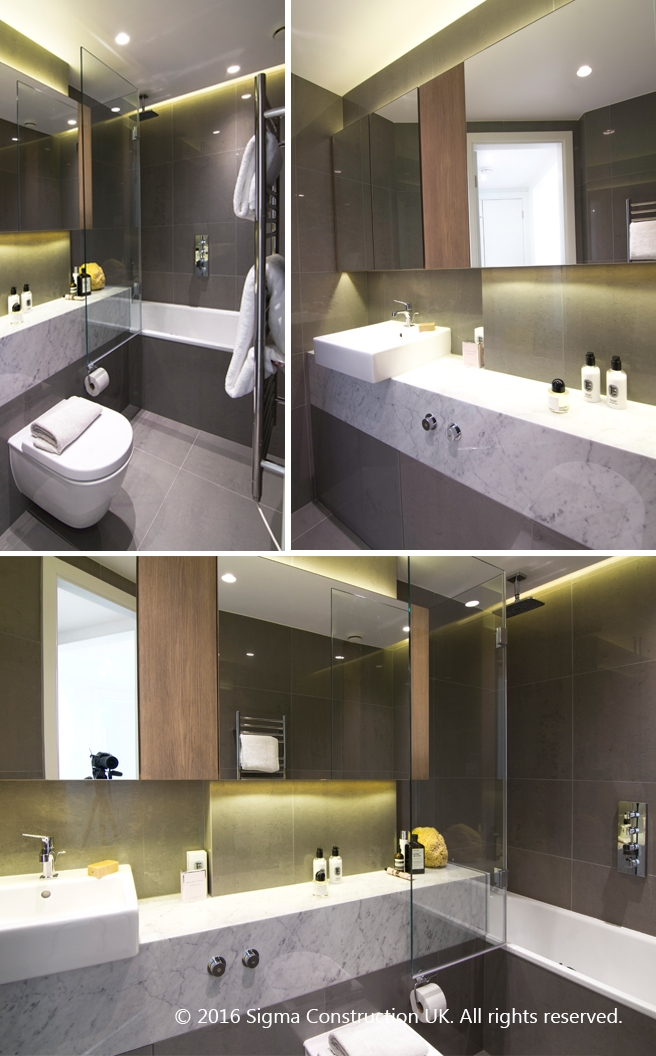 Bathroom Fitters A Bathroom We Installed In Liverpool Cheap Bathrooms U0026 Kitchens London