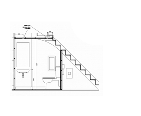 Toilet Under Stairs Understairs Toiletwc